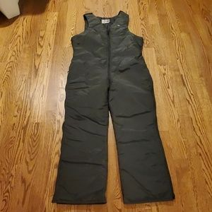 Snowsuit overalls